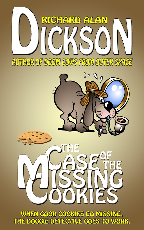 The Case of the Missing Cookies;